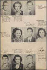 1947 Crescent High School Yearbook Page 14 & 15