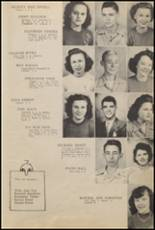 1947 Crescent High School Yearbook Page 18 & 19
