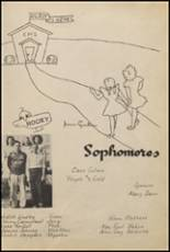 1947 Crescent High School Yearbook Page 20 & 21