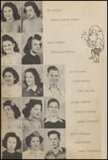 1947 Crescent High School Yearbook Page 22 & 23