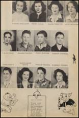 1947 Crescent High School Yearbook Page 26 & 27