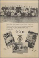 1947 Crescent High School Yearbook Page 34 & 35