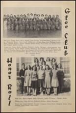 1947 Crescent High School Yearbook Page 38 & 39