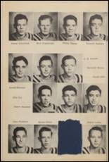 1947 Crescent High School Yearbook Page 44 & 45