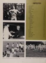 1963 New London High School Yearbook Page 12 & 13