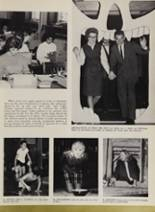 1963 New London High School Yearbook Page 14 & 15