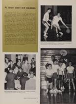 1963 New London High School Yearbook Page 18 & 19