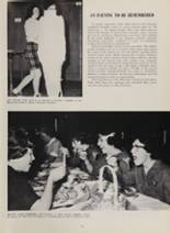 1963 New London High School Yearbook Page 20 & 21
