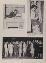 1963 New London High School Yearbook Page 22 & 23