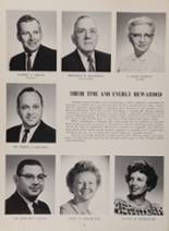 1963 New London High School Yearbook Page 26 & 27