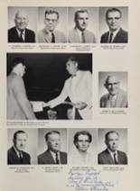1963 New London High School Yearbook Page 34 & 35