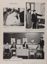 1963 New London High School Yearbook Page 38 & 39