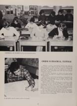 1963 New London High School Yearbook Page 40 & 41