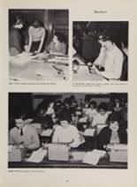 1963 New London High School Yearbook Page 44 & 45