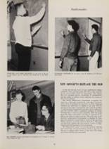 1963 New London High School Yearbook Page 56 & 57