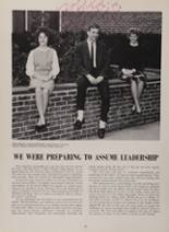 1963 New London High School Yearbook Page 64 & 65