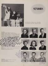 1963 New London High School Yearbook Page 68 & 69