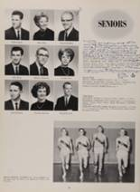 1963 New London High School Yearbook Page 72 & 73