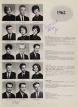 1963 New London High School Yearbook Page 78 & 79