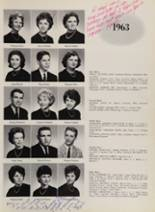 1963 New London High School Yearbook Page 82 & 83