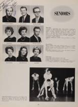 1963 New London High School Yearbook Page 84 & 85