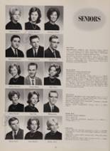 1963 New London High School Yearbook Page 86 & 87