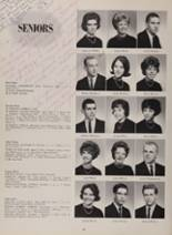1963 New London High School Yearbook Page 90 & 91
