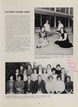 1963 New London High School Yearbook Page 92 & 93