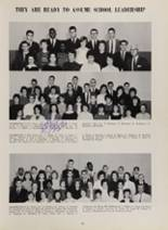 1963 New London High School Yearbook Page 96 & 97