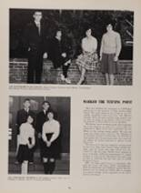 1963 New London High School Yearbook Page 98 & 99