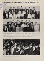 1963 New London High School Yearbook Page 102 & 103