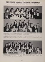 1963 New London High School Yearbook Page 106 & 107