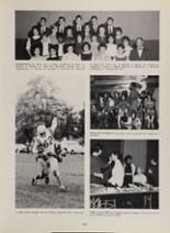 1963 New London High School Yearbook Page 108 & 109
