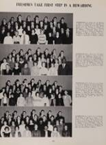 1963 New London High School Yearbook Page 110 & 111