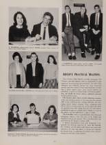 1963 New London High School Yearbook Page 120 & 121