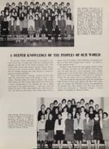 1963 New London High School Yearbook Page 122 & 123