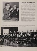 1963 New London High School Yearbook Page 124 & 125