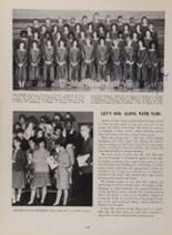1963 New London High School Yearbook Page 126 & 127
