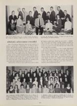1963 New London High School Yearbook Page 130 & 131