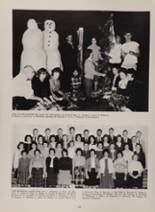 1963 New London High School Yearbook Page 134 & 135