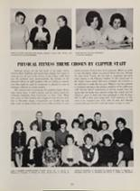 1963 New London High School Yearbook Page 136 & 137