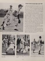 1963 New London High School Yearbook Page 148 & 149