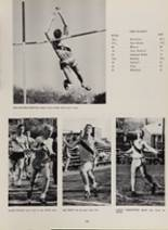 1963 New London High School Yearbook Page 152 & 153