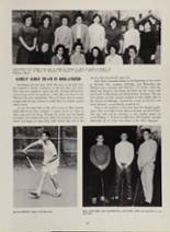 1963 New London High School Yearbook Page 154 & 155