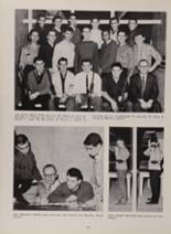1963 New London High School Yearbook Page 160 & 161