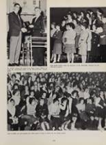 1963 New London High School Yearbook Page 166 & 167