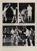 1963 New London High School Yearbook Page 168 & 169