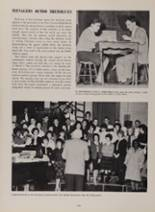 1963 New London High School Yearbook Page 170 & 171