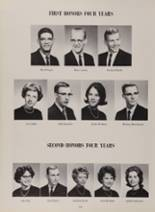 1963 New London High School Yearbook Page 178 & 179