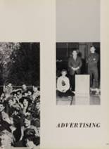 1963 New London High School Yearbook Page 182 & 183